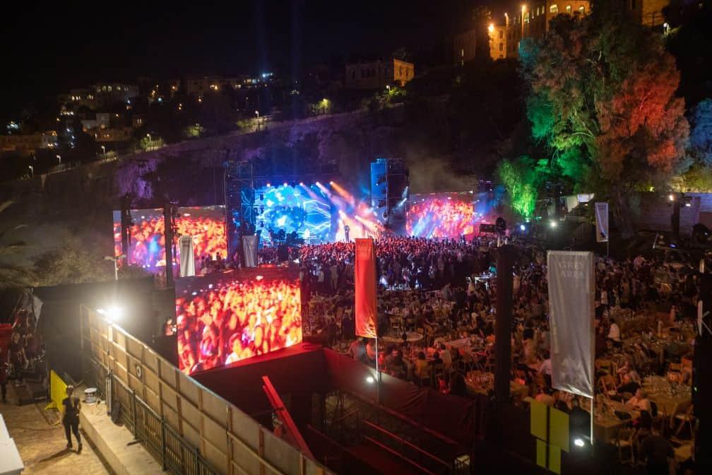 Gala event DMC Israel