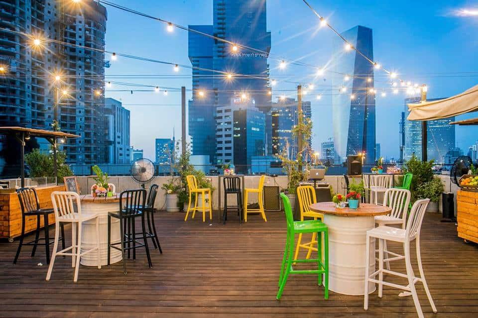 Tel Aviv events with Eshet