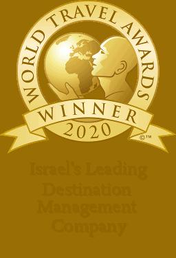 Israels leading destination management company  winner shield