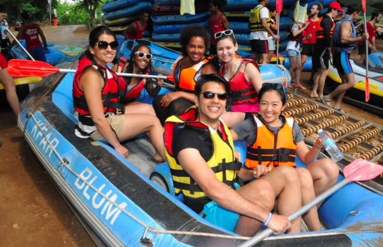 Rafting TRIP DMC Israel