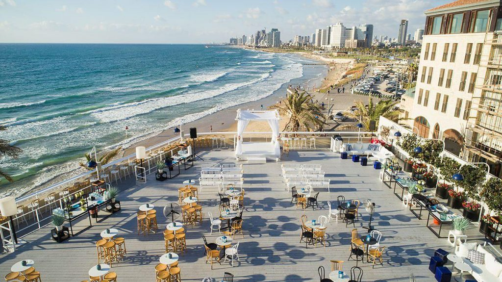 Tel Aviv DMC events