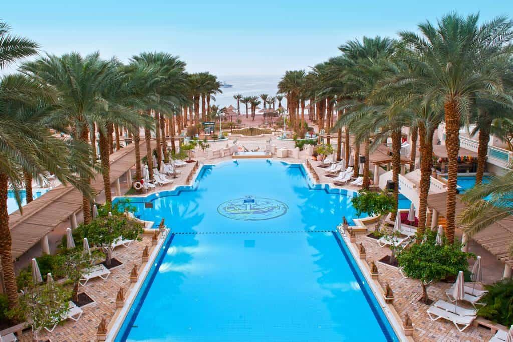 Herods Palace DMC Eilat
