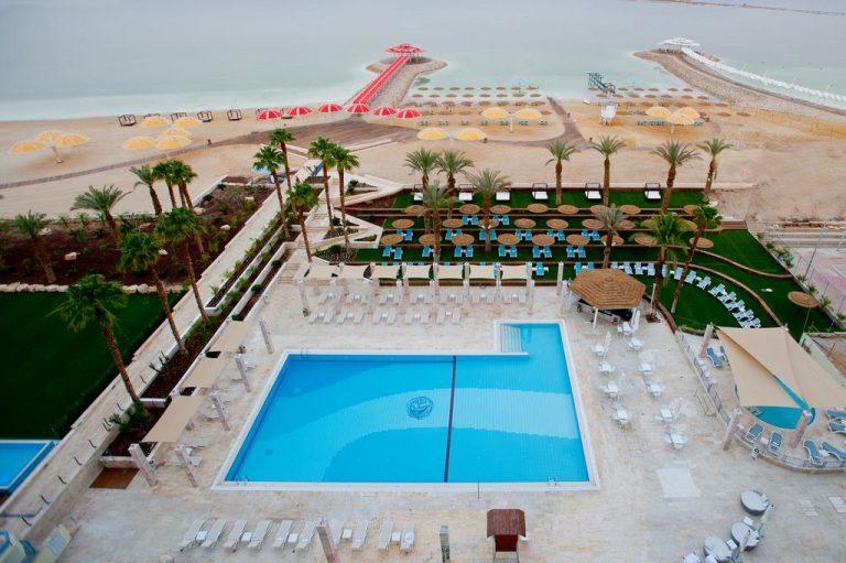 Herods Dead Sea event DMC