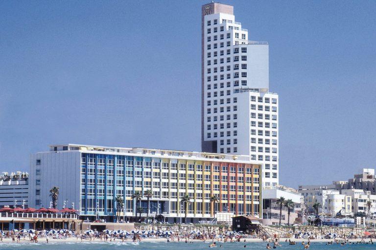 Dan Tel Aviv-front