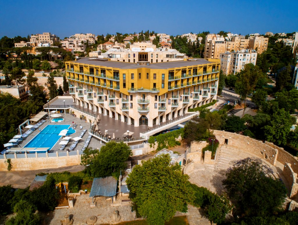 Inbal hotel DMC Jerusalem