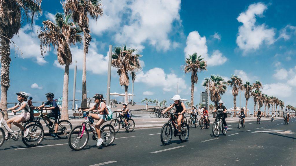 Tel Aviv event by Eshet